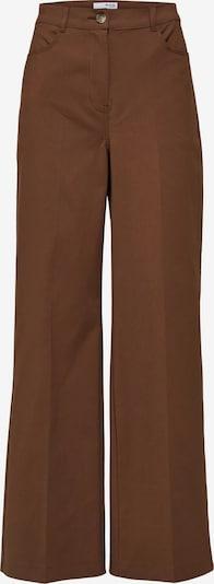 SELECTED FEMME Kalhoty s puky 'Payton' - hnědá, Produkt