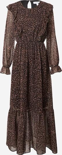 NU-IN Kleid in braun / schwarz, Produktansicht