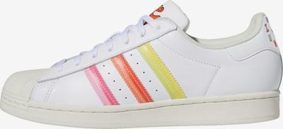 ADIDAS ORIGINALS Sneaker 'Superstar Pride' in mischfarben / weiß, Produktansicht