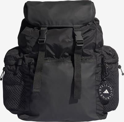adidas by Stella McCartney Bolsa de deporte en negro, Vista del producto