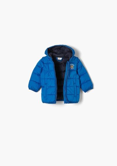 s.Oliver Functionele jas in de kleur Blauw, Productweergave