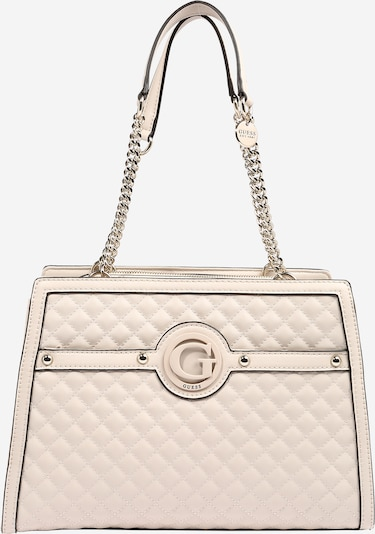GUESS Handbag in Beige / Gold / Black, Item view