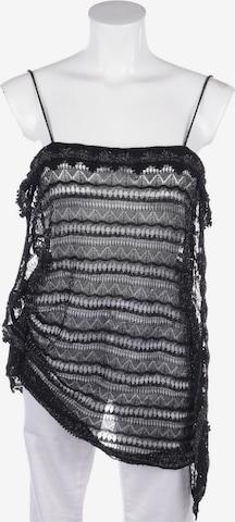 Blumarine Top & Shirt in S in Black