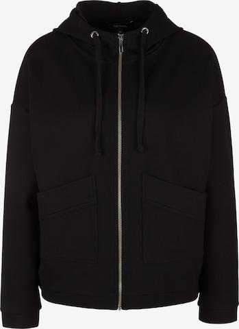COMMA Between-Season Jacket in Black