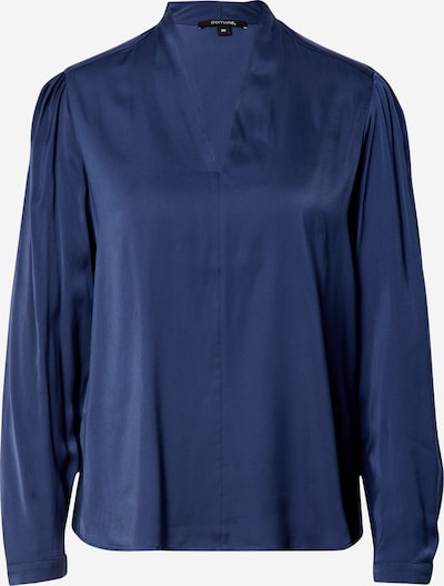 COMMA Blusa en azul oscuro, Vista del producto