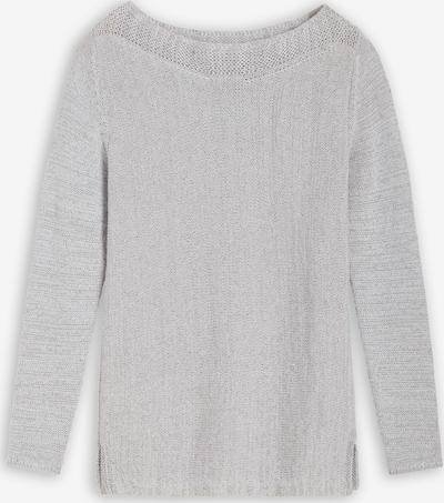 Sandwich Sweater in mottled grey, Item view