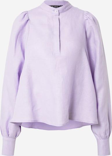 KAN Bluse in lavendel, Produktansicht