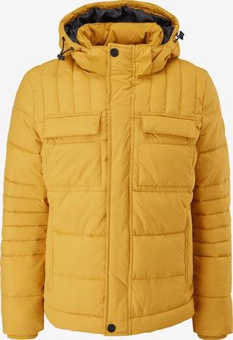 Veste d'hiver s.Oliver en jaune