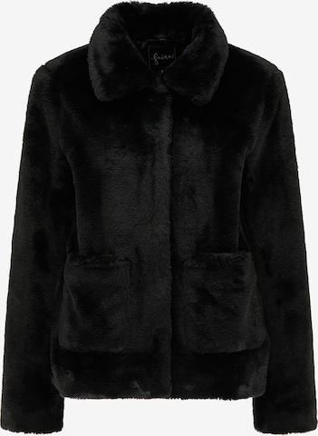 faina Winter Jacket in Black