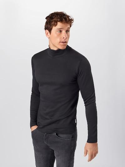Lindbergh Skjorte i sort, Modelvisning