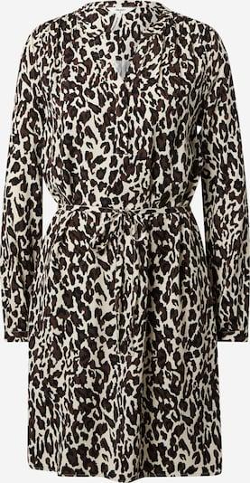 OBJECT Šaty 'Baya' - béžová / hnědá / černá, Produkt