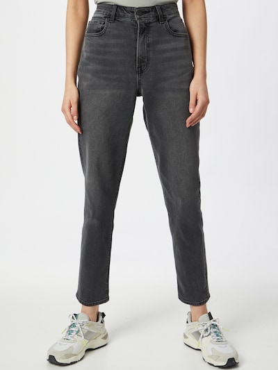 American Eagle Jeans 'MOM' in black denim, Modelansicht