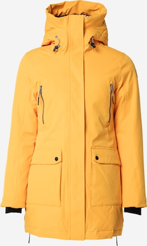 ICEPEAK Outdoorjakke i gul