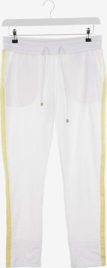 Juvia Hose in S in gelb / weiß, Produktansicht