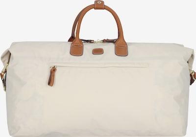 Bric's Reisetasche in creme / hellbraun, Produktansicht