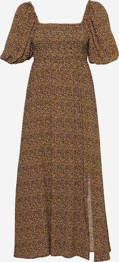 Gestuz Kleid 'Lif' in braun / orange / weiß, Produktansicht