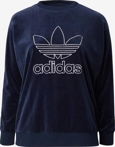 ADIDAS ORIGINALS Sweatshirt in nachtblau, Produktansicht
