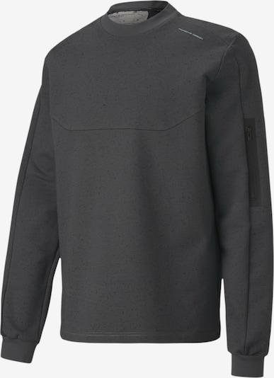 PUMA Sweatshirt in dunkelgrau, Produktansicht