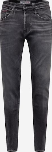Tommy Jeans Jeans 'AUSTIN' in black denim, Produktansicht