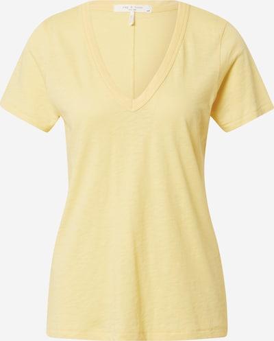 rag & bone Shirt 'The Slub' in yellow, Item view