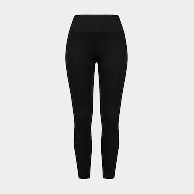 Erlich Textil Sport Leggings ' Maya ' in schwarz, Produktansicht