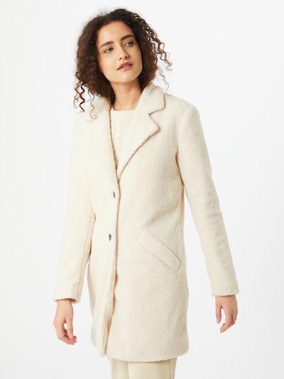 VILA Prechodný kabát - krémová, Model/-ka