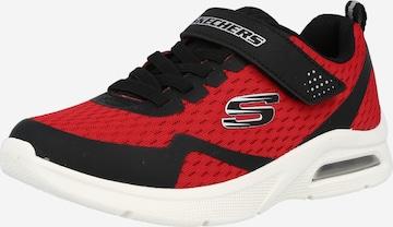 SKECHERS Sneaker 'Microspec Max' in Rot