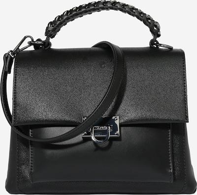ALDO Handtas 'ARERRAVIA' in de kleur Zwart / Zilver, Productweergave