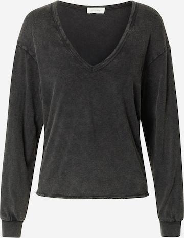 Sweat-shirt 'Sonoma' AMERICAN VINTAGE en noir