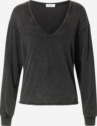 AMERICAN VINTAGE Sweat-shirt 'Sonoma' en noir, Vue avec produit