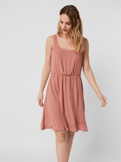 VERO MODA Kleid 'Poel' in rosé, Modelansicht