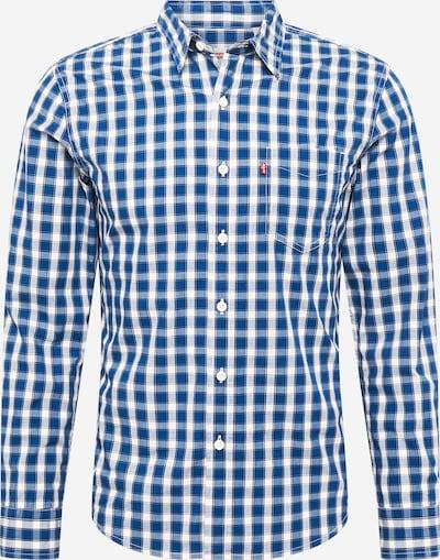 LEVI'S Košile - modrá / bílá, Produkt
