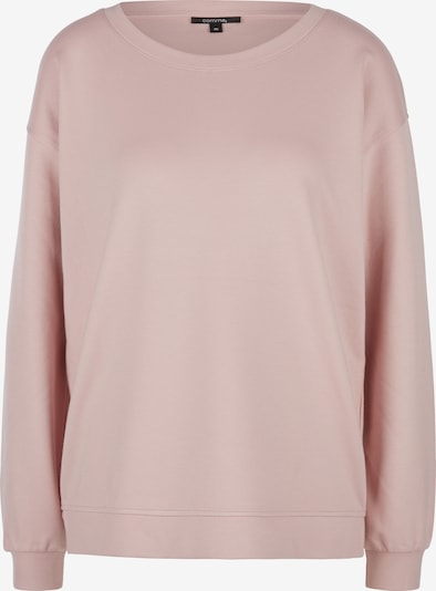 COMMA Sweatshirt in rosé, Produktansicht