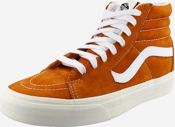 VANS High-Top Sneakers 'UA SK8-Hi' in Yellow