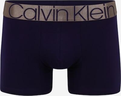 Calvin Klein Underwear Boxershorts in braun / rotviolett, Produktansicht
