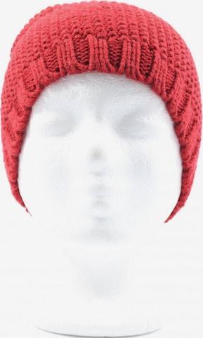Tchibo Stoffmütze in XS-XL in Red
