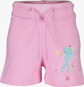 BLUE SEVEN Shorts in Lila