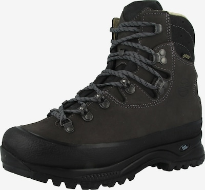 HANWAG Boots en gris, Vue avec produit
