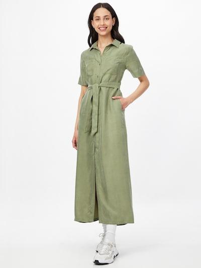 DENHAM Košilové šaty 'DENISE' - olivová, Model/ka