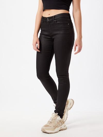 s.Oliver Jeans in schwarz: Frontalansicht