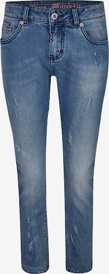Blue Monkey Jeans in blau, Produktansicht