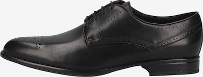 GEOX Schnürschuh in schwarz, Produktansicht