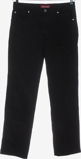 Biaggini Straight-Leg Jeans in 29 in schwarz, Produktansicht