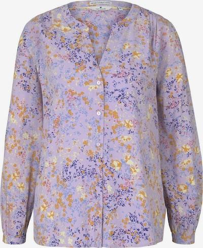 TOM TAILOR Bluza u svijetloplava / zlatno žuta / svijetloljubičasta / tamno ljubičasta / rosé, Pregled proizvoda