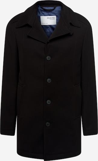 SELECTED HOMME Mantel 'DRAPER' in schwarz, Produktansicht