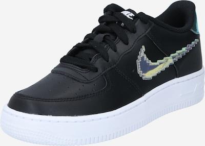 Nike Sportswear Tenisky 'AIR FORCE' - čierna: Pohľad spredu