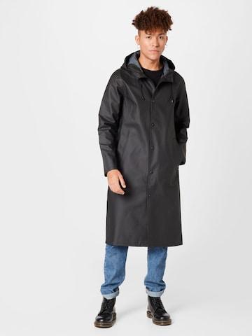 Cappotto di mezza stagione 'Stockholm' di Stutterheim in nero