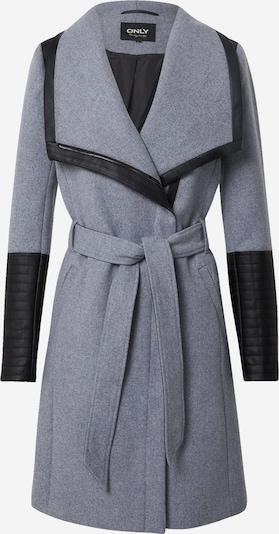 ONLY Přechodný kabát 'Elly' - šedá / černá, Produkt