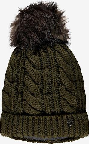 ESPRIT Mütze in Grün