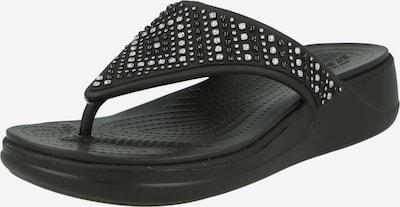 Infradito 'Monterey Shimmer' Crocs di colore nero, Visualizzazione prodotti